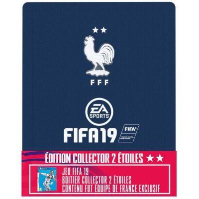 image Jeu FIFA 19 Collector Edition  sur Playstation 4 (PS4)