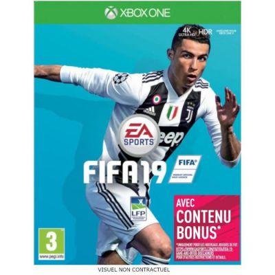image Jeu FIFA 19 sur Xbox One