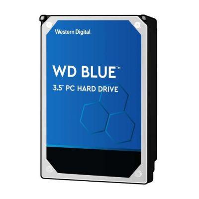 "image Western Digital Blue 3.5"" 6000 GB Serial ATA III Disque Dur"