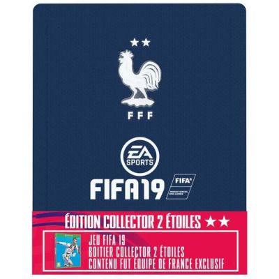 image Jeu FIFA 19 Collector Edition sur Xbox One