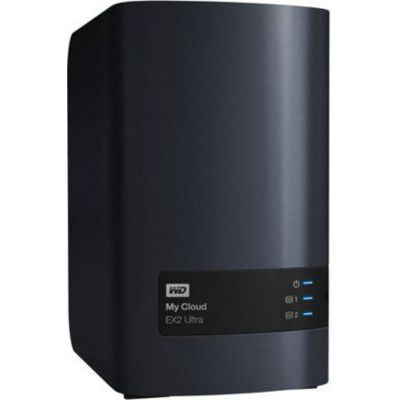 image WD My Cloud EX2 Ultra - NAS 2 baies - 8To