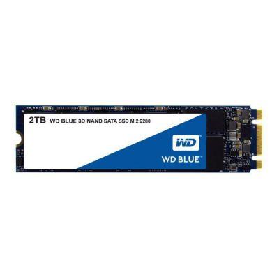 image Western Digital - WD Blue SSD - SSD interne 2To M.2 SATA 3D NAND