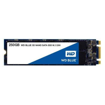 image Western Digital - WD Blue SSD - SSD interne 250Go M.2 SATA 3D NAND