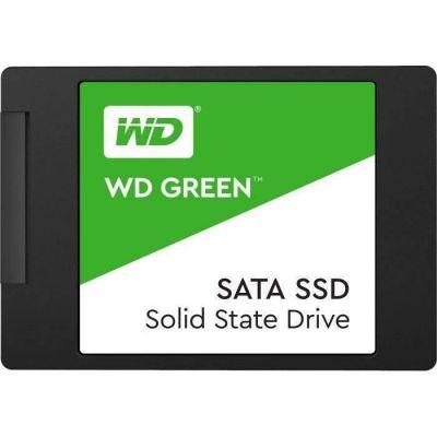 "image WD Green 480Go Internal SSD 2.5"" SATA"