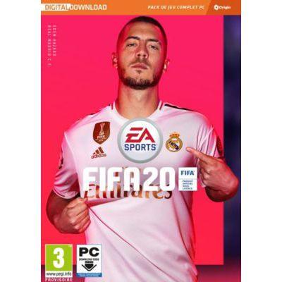 image produit Jeu FIFA 20 sur PC (code à télécharger)