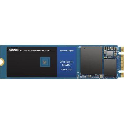 image Western Digital Blue SN500 - SSD interne NVMe format M.2, jusqu'à 1700 Mo/s en lecture, 250 Go