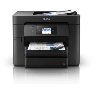 image EPSON Imprimante multifonction 4-en-1 Workforce PRO WF-4730DTWF - Double bac - A4