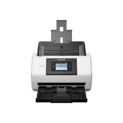 image Epson Workforce DS-780N Scanner Noir/Blanc