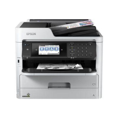 image Epson Workforce Pro WF-M5799DWF Multi Blanc A4