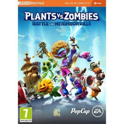 image produit Jeu Plants vs Zombies : La bataille de Neighborville pour PC