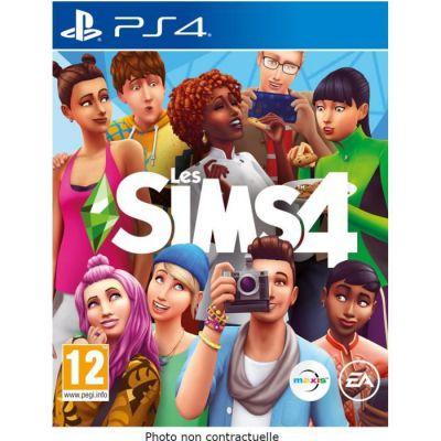 image Jeu Sims 4 sur Playstation 4 (PS4)