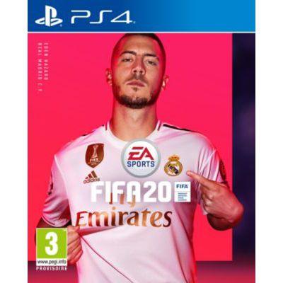 image Jeu FIFA 20 - Standard Edition sur Playstation 4 (PS4)