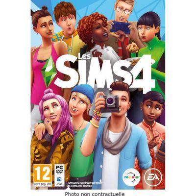 image Jeu Les Sims 4 sur PC