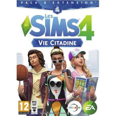 image Jeu Les Sims 4 Vie Citadine - Code de Téléchargement pour PC