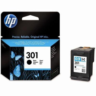 image produit HP 301 Cartouche d'encre noir Authentique
