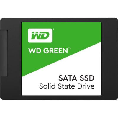 "image WD Green 240Go Internal SSD 2.5"" SATA"