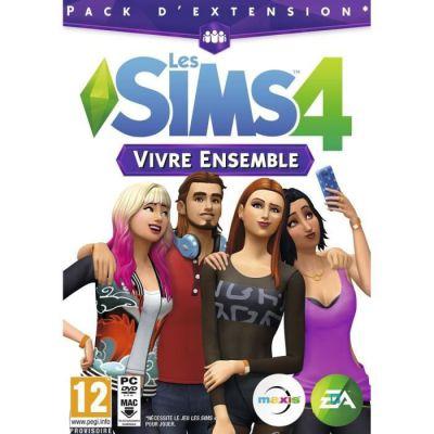image Jeu Les Sims 4 : vivre ensemble - Code de Téléchargement pour PC