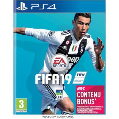 image Jeu FIFA 19  sur Playstation 4 (PS4)