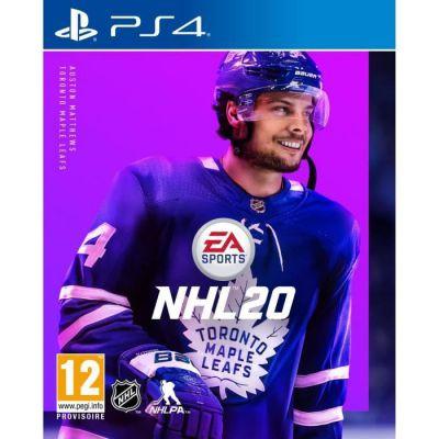 image NHL 20 pour PS4