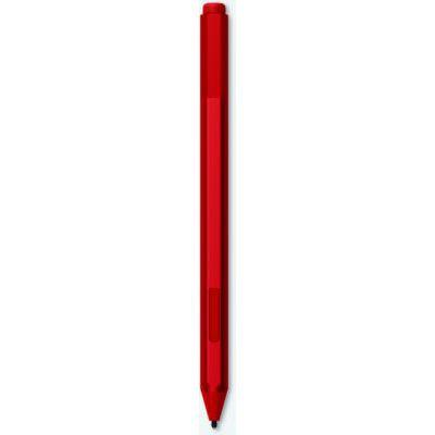 image Microsoft – Surface Pen – stylet compatible Surface Book, Studio, Laptop, Go, Pro (ombrage, 4096 points de pression, latence minimale) – Rouge Coquelicot [Nouvelle couleur 2019] (EYU-00042)