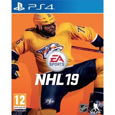 image Jeu NHL 19 sur Playstation 4 (PS4)