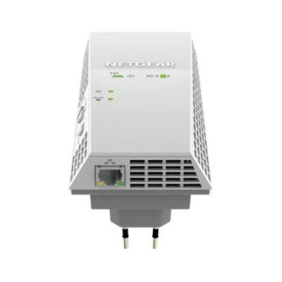 image NETGEAR Répéteur WiFi Mesh (EX7300), Amplificateur WiFi AC2200, WiFi Booster, 2.2 Gigabit/s, repeteur wifi puissant compatible avec toutes Box Internet, 1 seul nom de réseau et itinérance transparente
