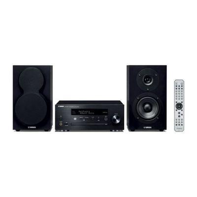 image Yamaha MCR-N470D MusicCast Système à Micro-Composants, Noir