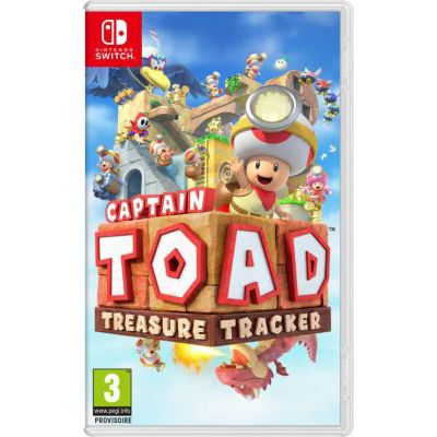 image Jeu Captain Toad Treasure Tracker sur Nintendo Switch