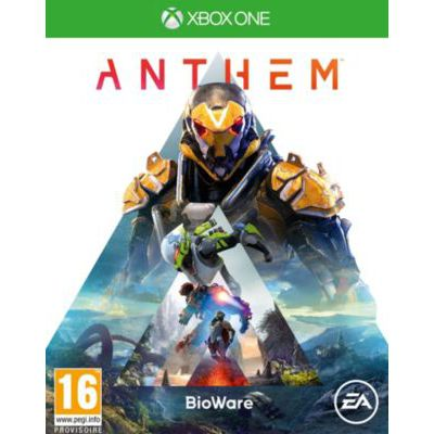 image Jeu Anthem sur Xbox One