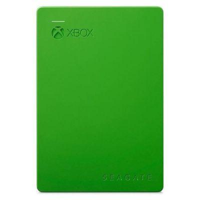 image Seagate Game Drive pour Xbox 2 To, Disque dur externe portable HDD – Conçu pour Xbox One, et services Rescue valables deux ans (STEA2000403)