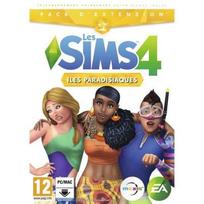 image Jeu Les Sims 4 : Iles Paradisiaques - Code de Téléchargement pour PC