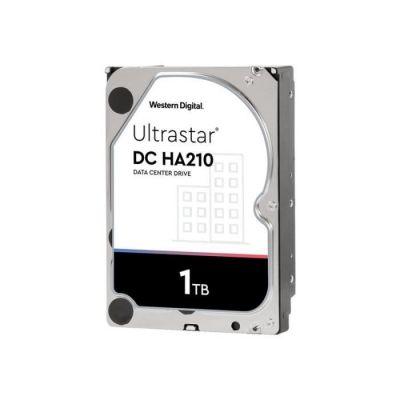 image Disque Dur WESTERN DIGITAL Ultrastar 7K2 (1To, 3,5 pouces, Cache 128MB, 7200RPM, SATA Ultra 512N Se HUS722T1TALA604)