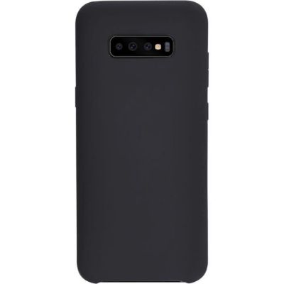 image Bigben Connected Coque Soft Touch Black Galaxy S 10+