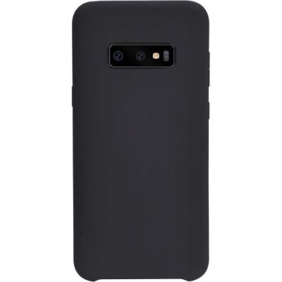 image Bigben Connected Coque Soft Touch Black Galaxy S 10 E
