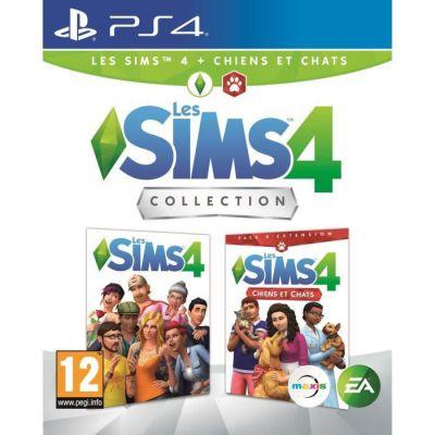 image Les Sims 4 + Les Sims 4 Chiens et Chats