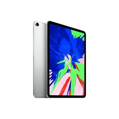 image Apple iPad Pro (11 pouces, Wi‑Fi + Cellular, 1To) - Argent (2018)