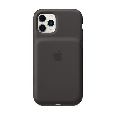 image Apple Smart Battery Case avec charge sans fil (pour iPhone 11 Pro Max) - Noir