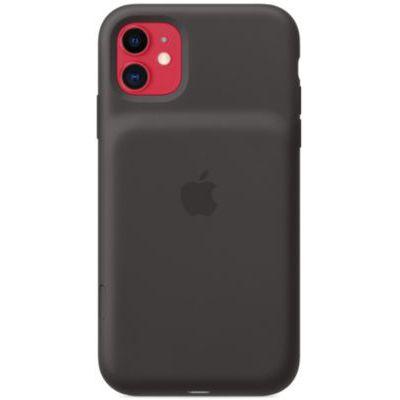 image Apple Smart Battery Case avec charge sans fil (pour iPhone 11) - Noir