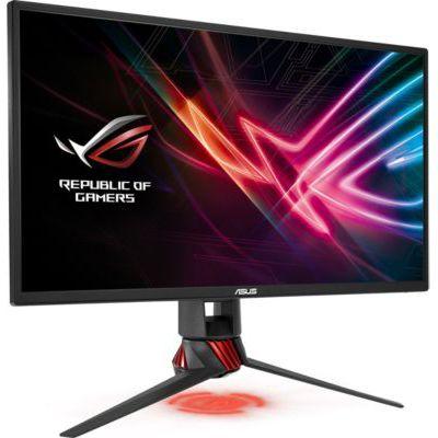 "image ASUS ROG XG258Q - Ecran PC gaming eSport 24,5"" FHD - Dalle TN - 16:9 - 240Hz - 1ms - 1920x1080 - 400cd/m² - Display Port et 2x HDMI - Nvidia G-Sync - AMD FreeSync"