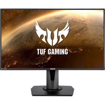 "image ASUS TUF Gaming VG279QM - Ecran PC Gamer eSport 27"" FHD - Dalle IPS - 280Hz - 1ms - 16:9 - 1920x1080 - 400cd/m² - Display Port & 2x HDMI - Nvidia G-Sync - Extreme Low Motion Blur - HDR 400"