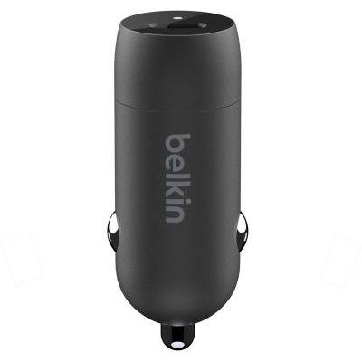 image Belkin Chargeur de voiture USB-C BoostCharge 18W