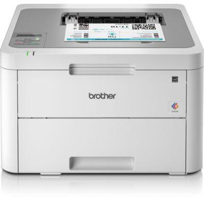image Brother HL-L3210CW Imprimante Laser | Couleur | 18 ppm | Silencieuse 45db | 18ppm | 256Mo | Ethernet & Wi-FI