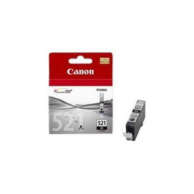 image Canon CLI-521 Cartouche BK Noire (Pack plastique sécurisé)