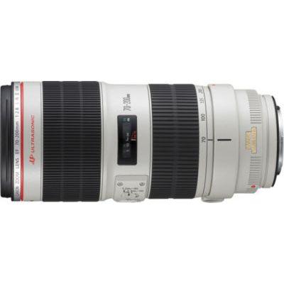 image Canon, téléobjectif Zoom EF 70-200 mm / ouverture F/2,8 L USM
