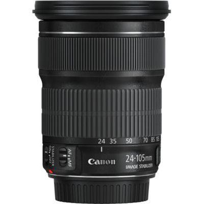 image Canon Objectif EF 24-105mm F/3,5-5,6 is STM & 9530B001 Pare-Soleil pour Objectif