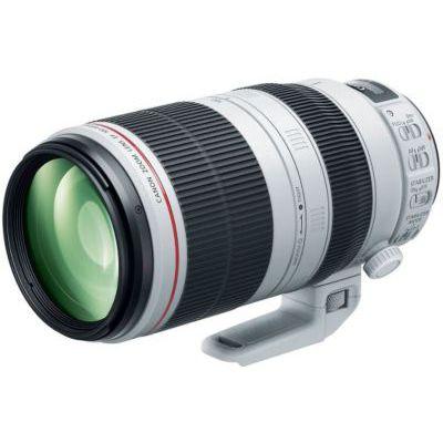 image Canon Objectif EF 100-400 mm f/4,5-5,6 IS II USM Noir