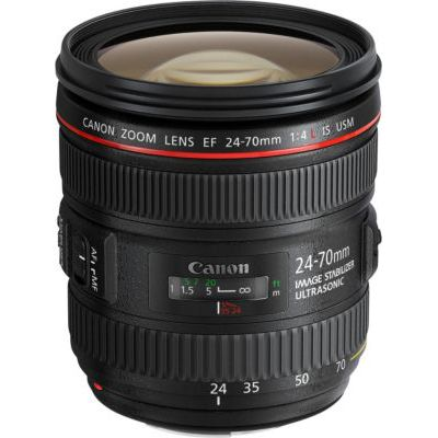 image Canon Objectif 24-70 mm f/4.0 L IS USM