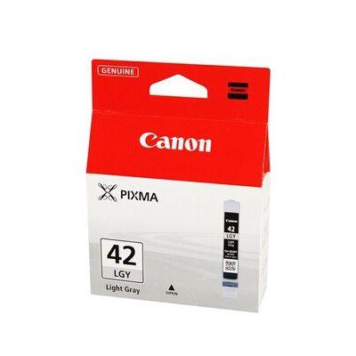 image Canon CLI-42 Cartouche LGY Gris Clair (Emballage carton)