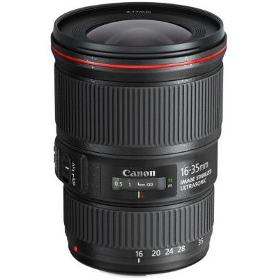 image Canon Objectif EF 16-35 mm f/4.0 L IS USM