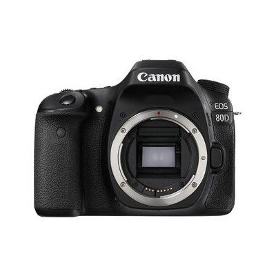 image Canon EOS 80D Reflex Numérique Boitier Noir